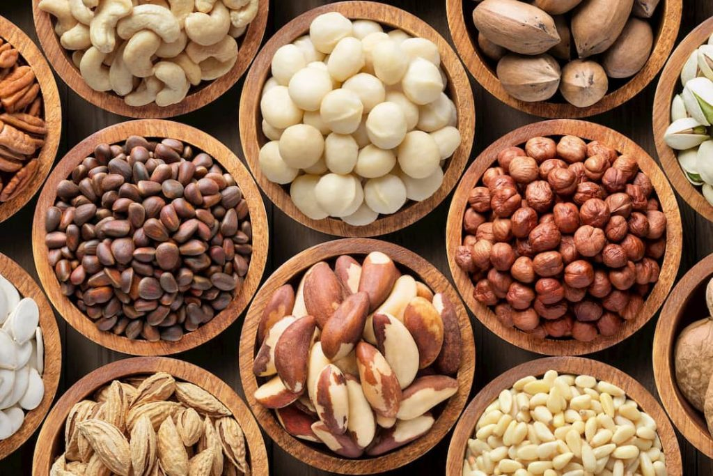 Nuts and Grains